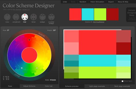 color combination finder week 4 divs color web design for the classroom