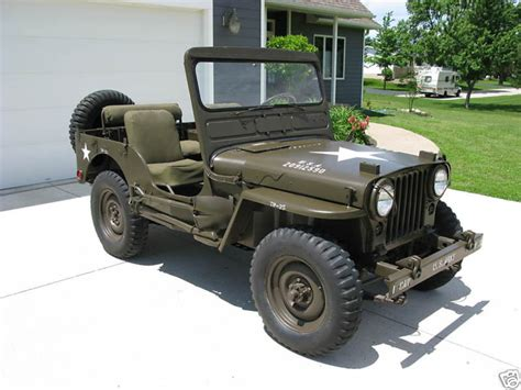 Vintage Jeep Classic Vehicles Your Source For Vintage Flat