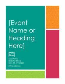 Benefit flyer template brochure templates