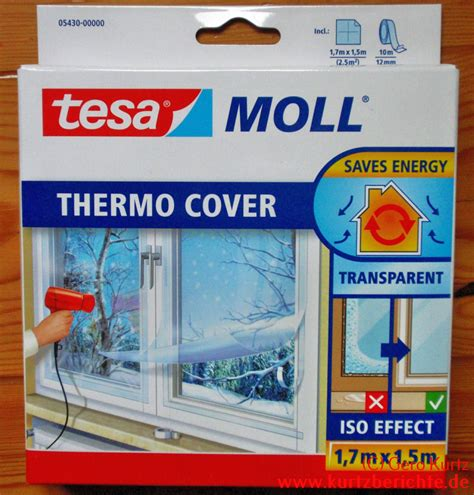Thermo Cover Tesa Moll by Pers 246 Nlicher Erfahrungsbericht Zur Tesa Moll Thermo Cover
