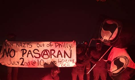 Pasaran Tje No Pasar 225 N In Philadelphia They Shall Not Pass It S