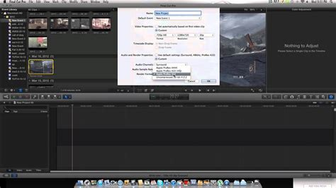 Final Cut Pro Youtube Settings | final cut pro x render settings tutorial youtube