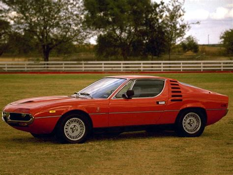 Alfa Romeo 1970 by In Time 1970 Cars Alfa Romeo Montreal