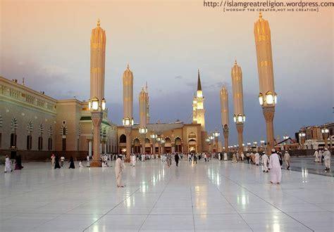 beautiful masjid nabawi picture kumpulan gambar