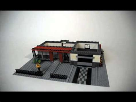 tutorial lego gourmet kitchen cc lego mansion build mov youtube
