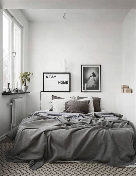 minimalistisches schlafzimmer how to nail minimalist bedroom decor fashion food fotos