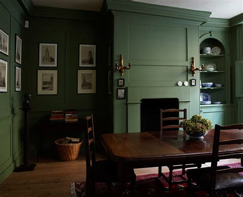 great rooms painted  farrow balls  colors