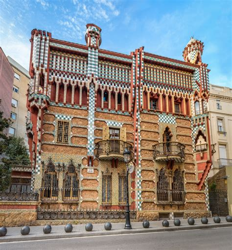 casa vicens barcellona casa vicens transforming into gaud 237 museum in barcelona