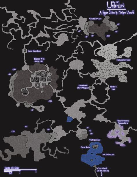 Layout Design Maker underdark map by repsesper rpg maps pinterest rpg
