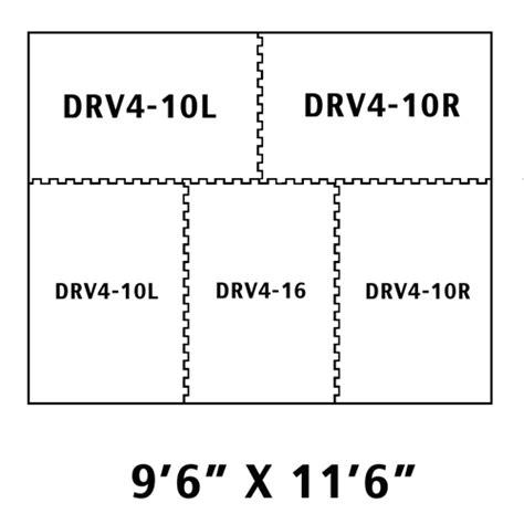 10 x 12 stall mats stall mat kit 10x12 ft interlocking black punter