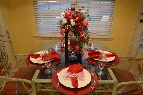 valentines day table decor valentine s day bed room decoration ideas 2016