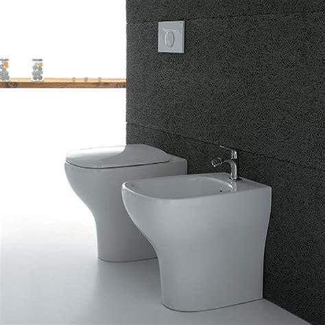 mobili alti per bagno coppia sanitari bagno alti 48 cm