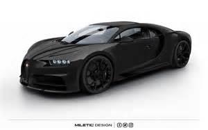 All Bugattis Rendering Bugatti Chiron Dubai Car