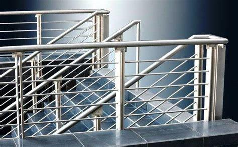 model  harga railing pagar tangga minimalis