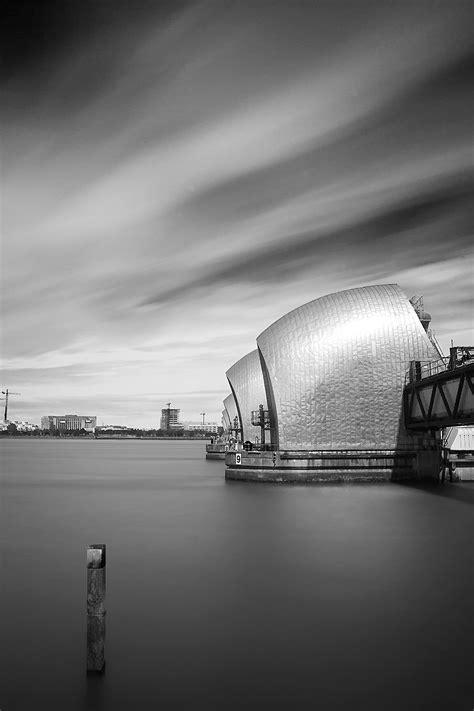 thames barrier architect thames barrier london
