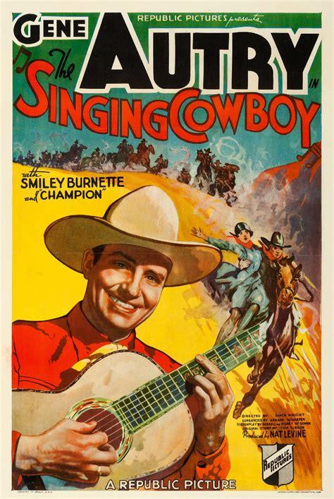 film semi cowboy the singing cowboy 1936 film wikipedia