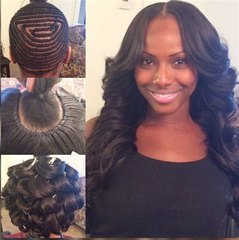 weave hairstyles with middle part 17 best ideas about middle part weave on pinterest