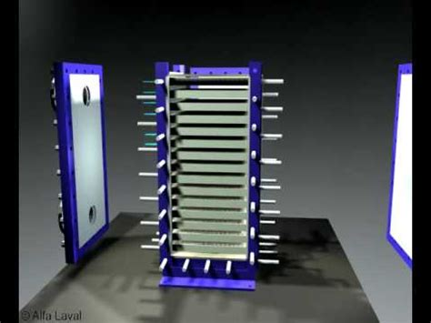 How To Make A Lava L For A Science Project by Alfa Laval Compabloc 2 Pass Liquid Liquid Heat Exchanger