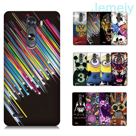 Silicon Casing Softcase Rainbow Lg Stylus 2 frosted printed tpu soft gel phone for lg g3 stylus back cover silicon rubber