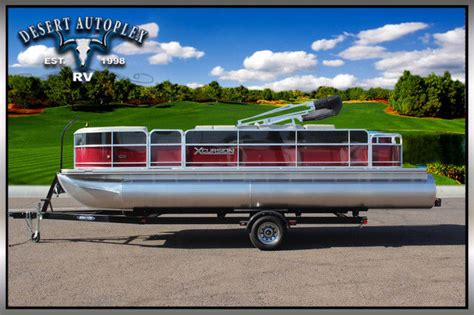 performance pontoon boats for sale forest river marine 2 75 performance package pontoon boat