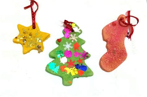 christmas salt dough decorations clare s little tots