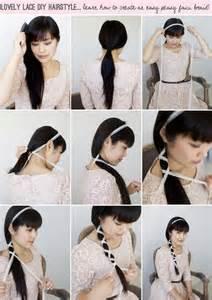 hairstyles jora tutorial مدل های بستن مو برای خانم ها آموزش تصویری