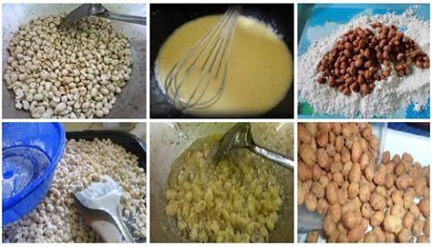 membuat minyak kemiri sangrai resep mudah membuat kacang telur super gurih dan renyah