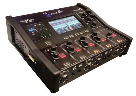 Mixer Quantum quantum xl portable audio ip codec with 3g 4g bonding