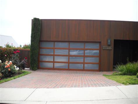Wood And Glass Garage Door timberwolf custom garage doors gates new garage doors