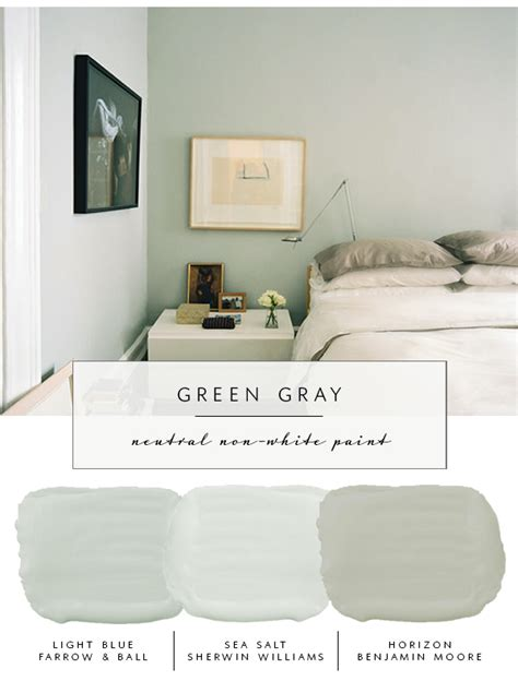 paint colors grey green our guide to the best neutral paint colors that aren t