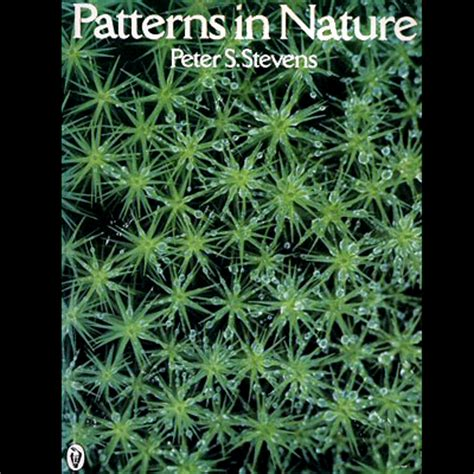 patterns in nature by peter stevens bibliografia