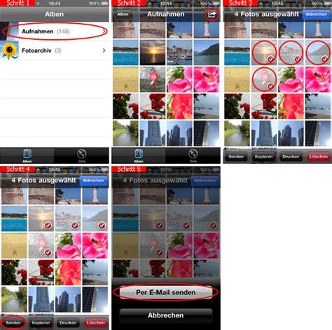 iphone bild   mail anhaengen