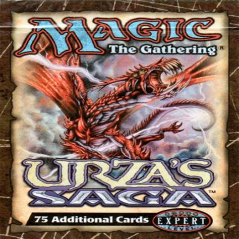 Magic The Gathering Black Starter Deck by Magic The Gathering Urza S Saga Tournament Starter Deck