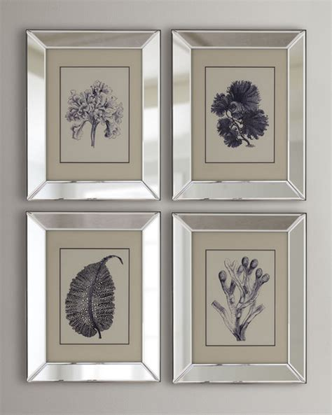 Ballard Designs Wall Art where can i find mirrored picture frames