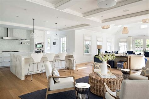 chic home interiors shingle style house with beach chic interiors on nantucket