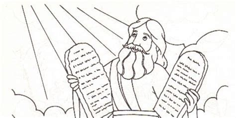 10 Commandments Coloring Pages For Preschool Coloring Pages Coloring Pages 10 Commandments