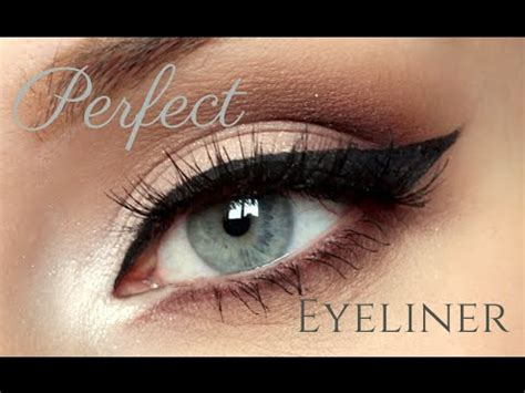 Eyeliner Tutorial For Beginners Liquid | how to apply liquid eyeliner makeup guides