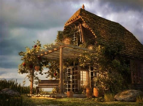 country cottage wallpaper country cottage other abstract background