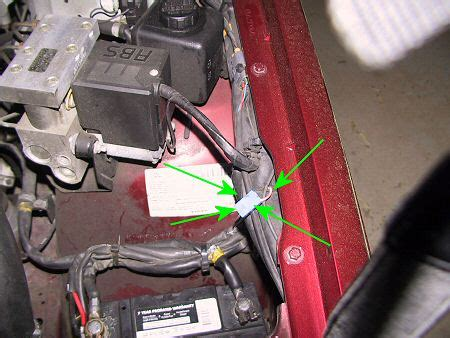 how to replace a neutral relay on a 1985 honda prelude neutral safety switch replace install turbobricks forums