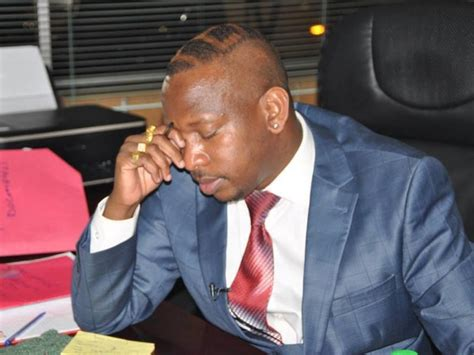 images of mike sonko mike sonko almost missed out on voting as his name comes
