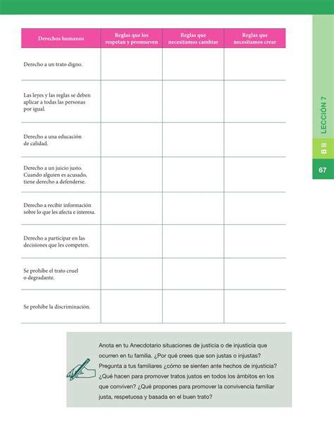 libro sep de formacion 6to libro sep 6 grado formacion civica 2016 issuu libro sep 6