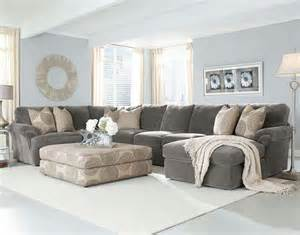 Large Grey Sectional 25 Best Ideas About Large Sectional Sofa On