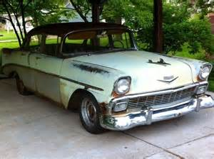 1956 Chevrolet 4 Door Hardtop For Sale by 1956 Chevy 210 4 Door Sedan For Sale Photos Technical