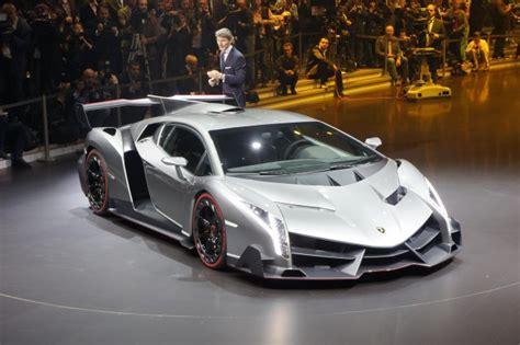 Oldest Lamborghini Lamborghini Veneno 2013 Geneva Motor Show