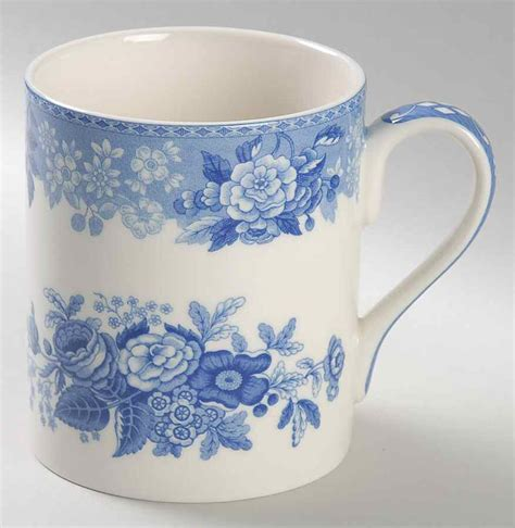 spode mugs blue room collection blue room collection mug by spode replacements ltd