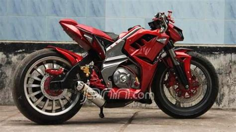 Mx 135 Modifikasi by Modifikasi Yamaha Jupiter Mx 135 Fighter