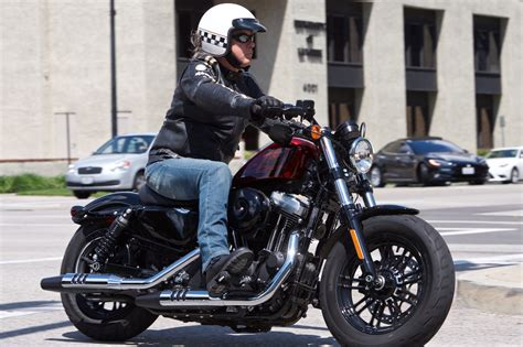 hd review 2017 harley davidson sportster forty eight review mid