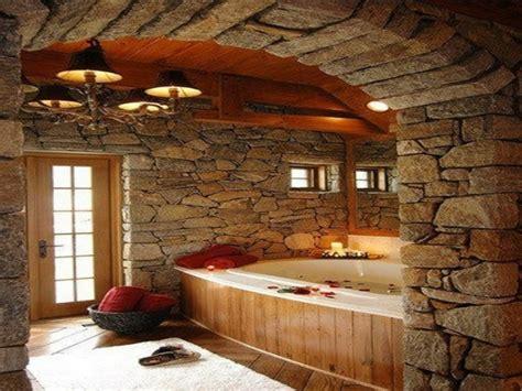 Formidable Baignoire En Pierre Naturelle #1: dallage-en-pierre-naturelle-dans-une-salle-de-bains.jpg