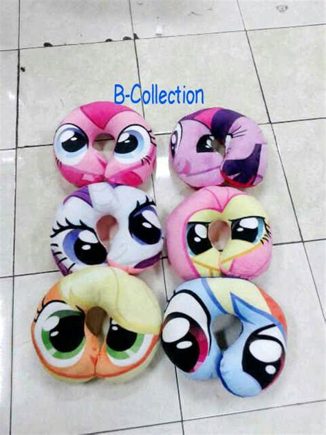 Bantal Leher By Vievie Collections jual bantal leher print pony b collection