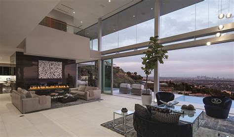 luxurious interior design modern mansion in london freshome com the essence of modern living above la luxury mansion in